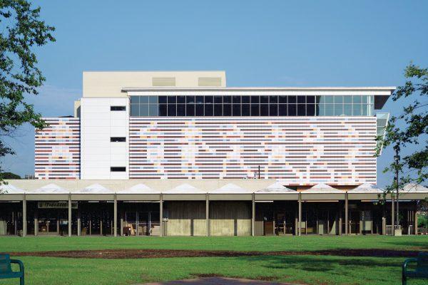 Facciate colorate Agrob BUCHTAL Muhammad Ali Center (6)
