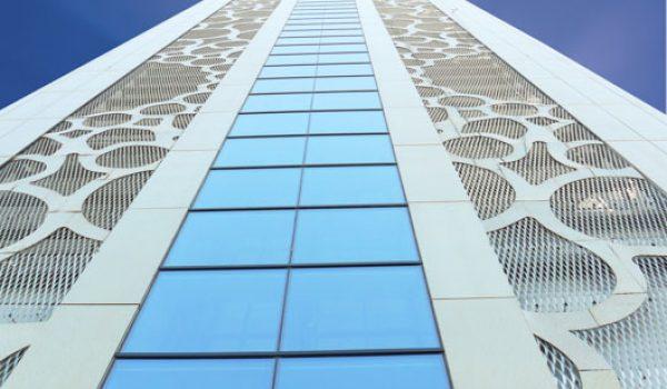 lamiera stirata reti stirate Imar DUBAI THE FRAME (3)